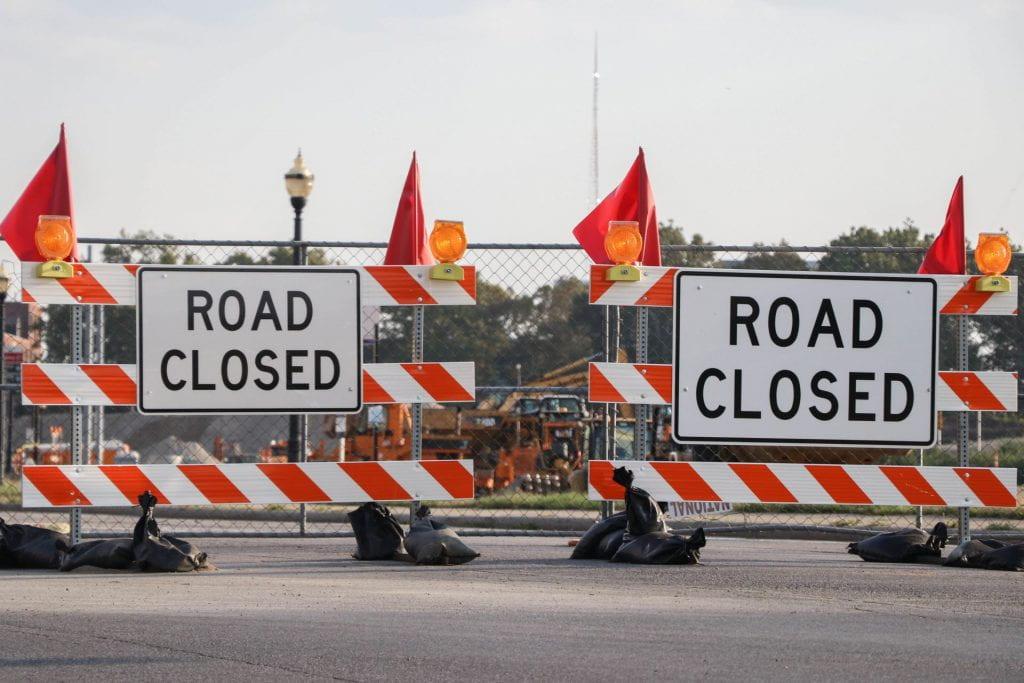 Road Closed Image