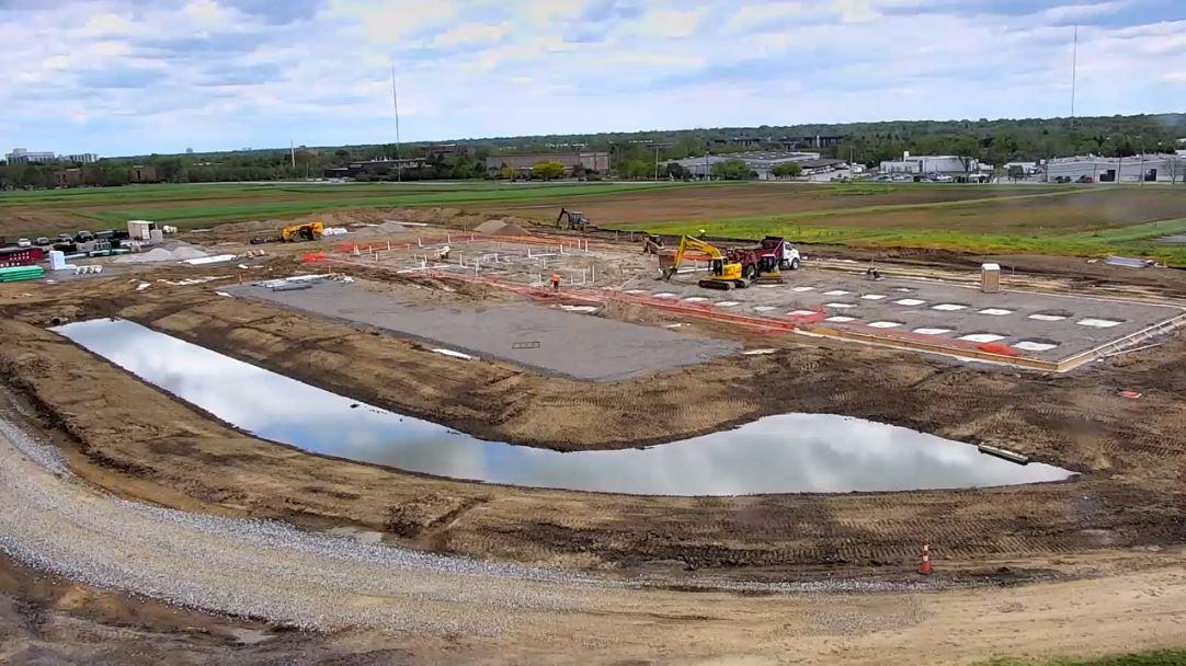 CEFPRC Construction Site