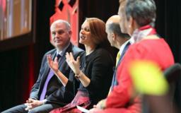 Amanda Hoffsis on panel