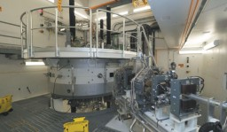 image of proton therapy
