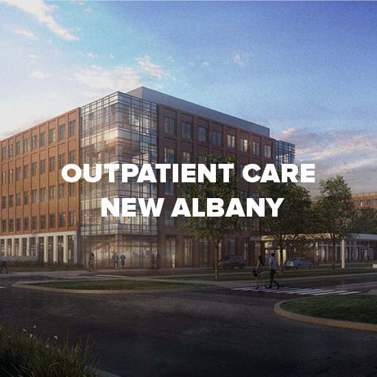 Outpatient Care in New Albany