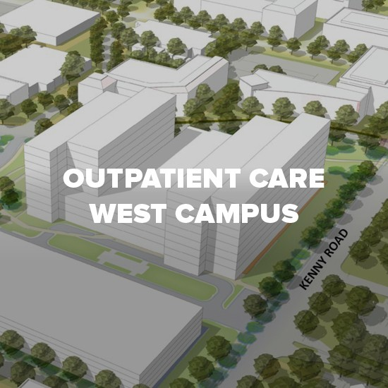 The Ohio State University Wexner Medical Center West Campus Ambulatory