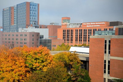 The Ohio State University Wexner Medical Center Facade