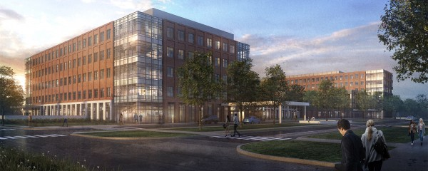 The Ohio State University Wexner Medical Center Ambulatory Facility – Hamilton Road
