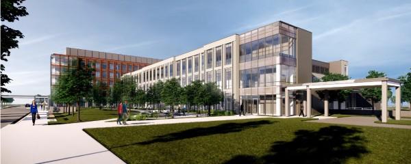 The Ohio State University Wexner Medical Center Ambulatory Facility – Dublin