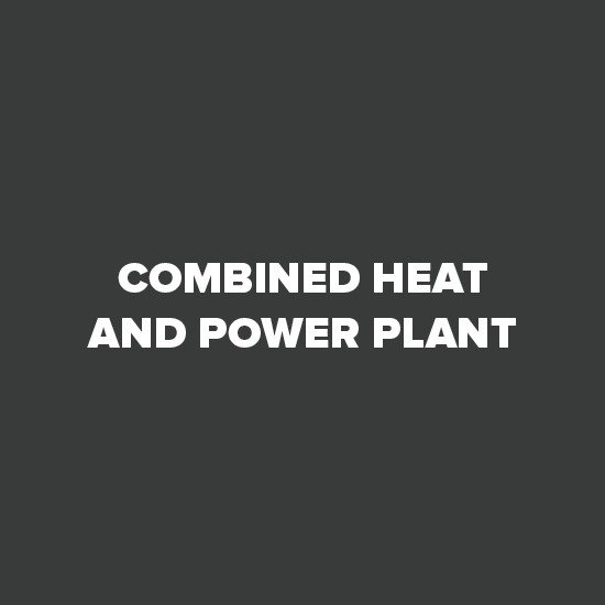 Icon for Combined Heat and Power Plant
